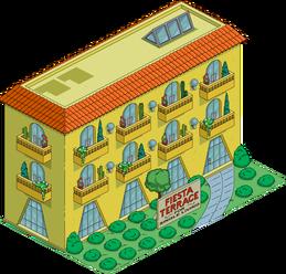 Апартаменты Фиеста