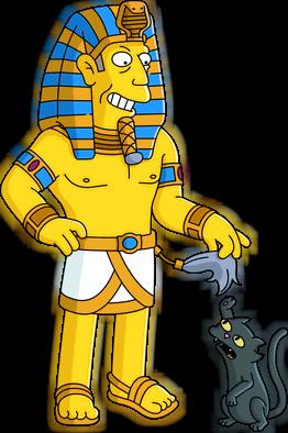 Фараон Скиннер
