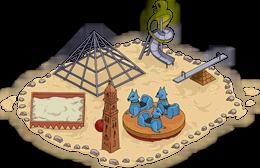 Египетская игровая площадка