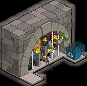 Пиратская тюрьма