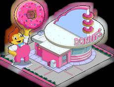 """""""Пончики в стиле ретро"""""""
