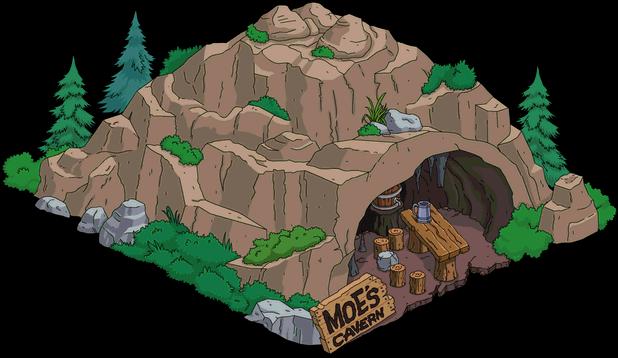 Пещера Мо