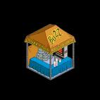 Палатка Базз-Колы