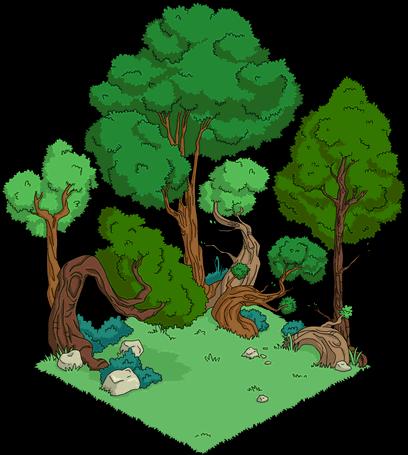 Древоусова роща