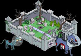Кладбище домашних животных + зомби с когтями + рычащий зомби