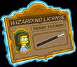 Разрешение на применение магии