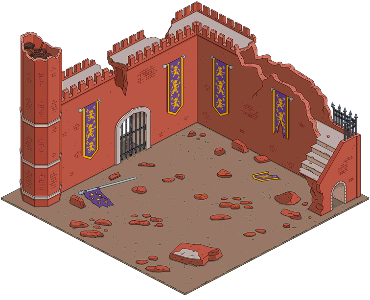 руины академии магии